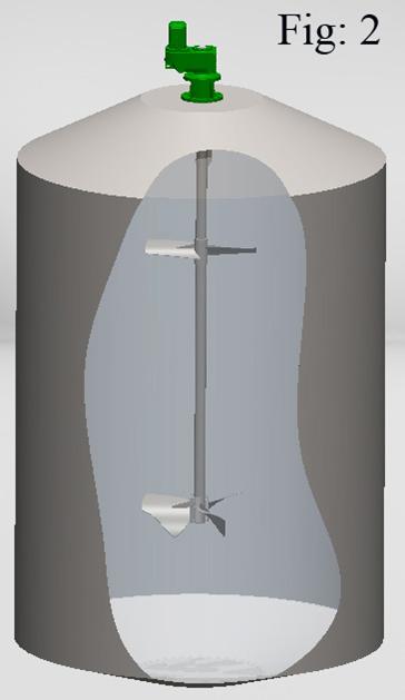 Agitadores g g ingenierosagitadores g g la ingenier a de for Tipos de estanques para acuicultura