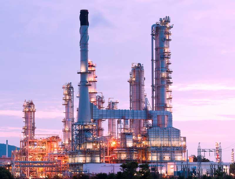 agitadores industria petroquimica